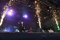LONDON, ENGLAND - JULY 10: Lewis Capaldi performing at Kew The Music, Kew Gardens on July 10, 2019 in London, England.<br /> CAP/MAR<br /> ©MAR/Capital Pictures