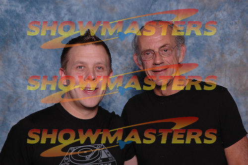 Showmasters Photo Library of Christopher Lloyd at London Film and Comic Con