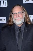 """LOS ANGELES - SEP 23:  Greg Nicotero at the """"The Walking Dead"""" Season 10 Premiere Event at the TCL Chinese Theater on September 23, 2019 in Los Angeles, CA"""