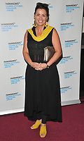 Anne Twist at the Parkinson's UK presents Symfunny No. 2, Royal Albert Hall, Kensington Gore, London, England, UK, on Wednesday 19 April 2017.<br /> CAP/CAN<br /> &copy;CAN/Capital Pictures