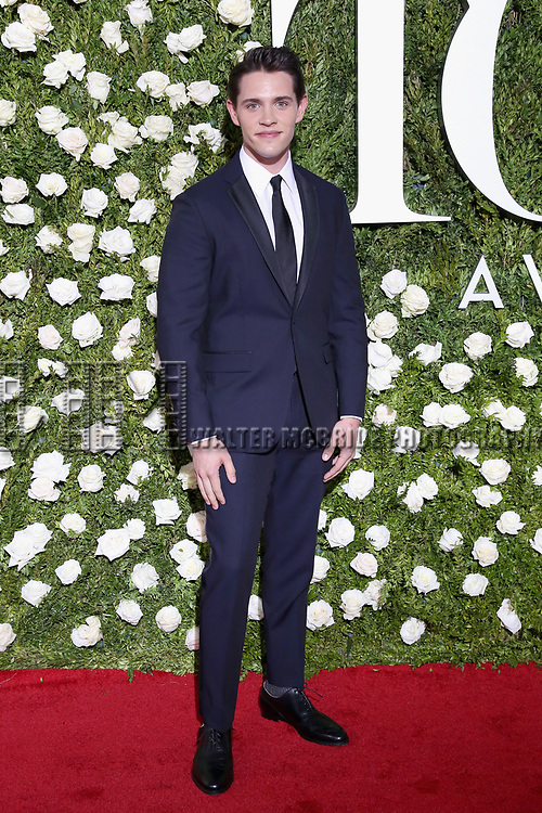 NEW YORK, NY - JUNE 11:  Actor Casey Cott attends the 71st Annual Tony Awards at Radio City Music Hall on June 11, 2017 in New York City.  (Photo by Walter McBride/WireImage)