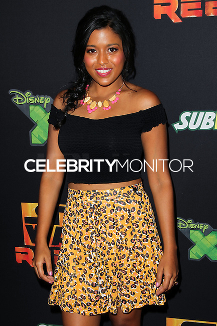 """CENTURY CITY, CA, USA - SEPTEMBER 27: Tiya Sircar arrives at the Los Angeles Screening Of Disney XD's """"Star Wars Rebels: Spark Of Rebellion"""" held at the AMC Century City 15 Theatre on September 27, 2014 in Century City, California, United States. (Photo by Celebrity Monitor)"""