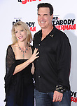 Patrick Warburton and wife attends The Twentieth Century Fox and Dreamwork Animation Holly-Woof Premiere of Mr. Peabody & Sherman Premiere held at The Regency Village Westwood in Westwood, California on March 05,2014                                                                               © 2014 Hollywood Press Agency