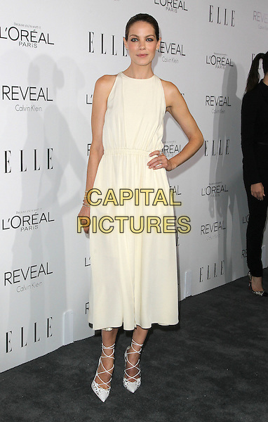 20 October  2014 - Beverly Hills, California - Michelle Monaghan. 2014 ELLE Women In Hollywood Awards held at the Four Seasons Hotel.  <br /> CAP/ADM/FS<br /> &copy;Faye Sadou/AdMedia/Capital Pictures