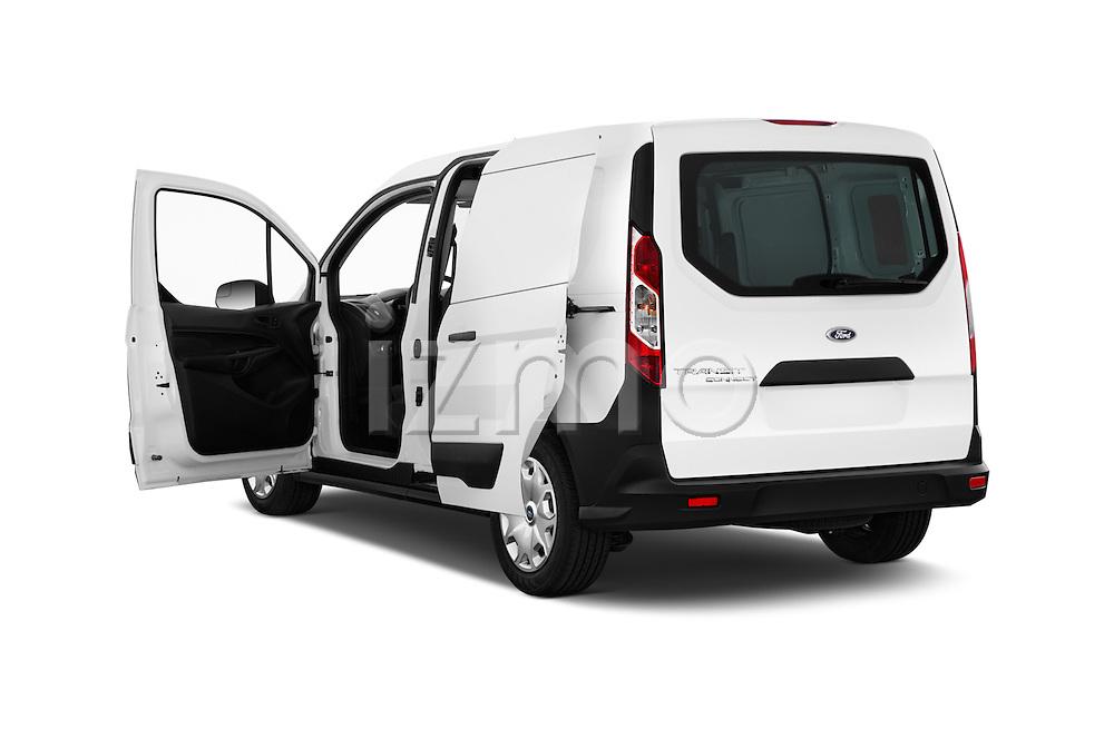 Car images of 2018 Ford Transit-Connect Van-XL-SWB-(Rear-Liftgate) 5 Door Mini MPV Doors