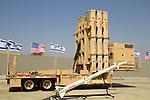 ?David's Sling? (?Sharvit Ksamim?) air defense system, produced by Israel's Rafael Advanced Defense Systems Ltd. and the American Raytheon Company