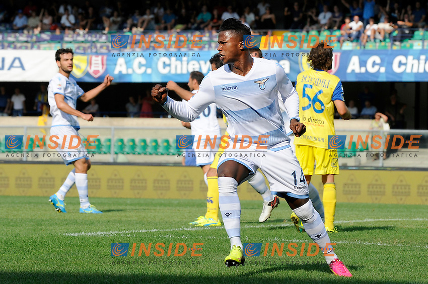 Keita Balde Lazio <br /> Verona 11-09-2016 Stadio Bentegodi <br /> Football Calcio Serie A Chievo - Lazio <br /> Foto Insidefoto