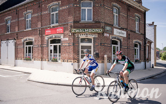 Typical Flemish café along the route in Brakel<br /> <br /> cycling hotspots & impressions in the Vlaamse Ardennen (Flemish Ardennes) along the 181km Spartacus (Chasing Cancellara) cycling route<br /> <br /> Cycling In Flanders <br /> Flanders Tourist Board<br /> <br /> ©kramon