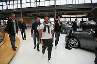 25.03.2016: Pressekonferenz mit Bundestrainer Jogi Löw