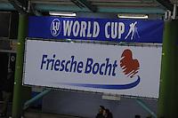 SCHAATSEN: HEERENVEEN: 11-12--2015, IJsstadion Thialf, ISU World Cup, Friesche Bocht, ©foto Martin de Jong