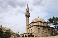 Türkei, Semsi Ahmet Pascha Camii (Moschee)  in Üsküdar in Istanbul, Asien, erbaut von Sinan 1580