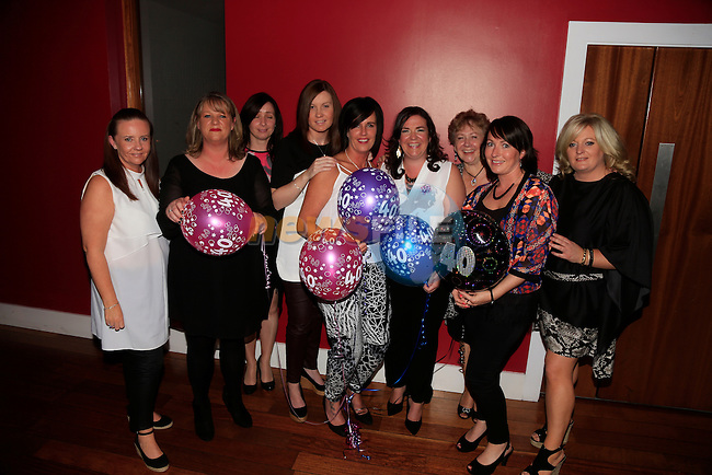 Sherlie Howe 40th<br /> Picture: www.newsfile.ie