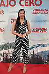 "Alexandra Masangkay during Premiere Cold Pursuit ""Venganza Bajo Cero"" at Capitol Cinema on July 15, 2019 in Madrid, Spain.<br />  (ALTERPHOTOS/Yurena Paniagua)"
