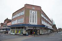 Ilkeston Co-op Department Store