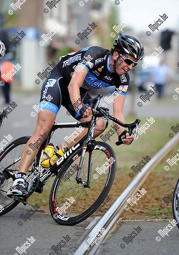2013-05-01 / Wielrennen / seizoen 2013 / Brian Van Goethem..Foto: Mpics.be