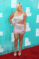 Brooke Hogan at the 2012 MTV Movie Awards held at Gibson Amphitheatre on June 3, 2012 in Universal City, California. © mpi29/MediaPunch Inc.