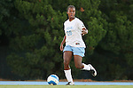 11 October 2007: North Carolina's Nikki Washington. The University of North Carolina Tar Heels defeated the Duke University Blue Devils 2-1 at Fetzer Field in Chapel Hill, North Carolina in an Atlantic Coast Conference NCAA Division I Women's Soccer game.