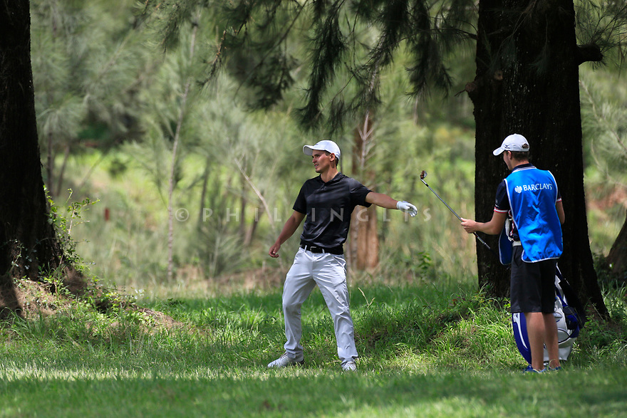 Kim Koivu (FIN) during the final round of the Barclays Kenya Open played at Muthaiga Golf Club, Nairobi, Kenya 22nd - 25th March 2018 (Picture Credit / Phil Inglis) 22/03/2018<br /> <br /> <br /> All photo usage must carry mandatory copyright credit (&copy; Golffile | Phil Inglis)