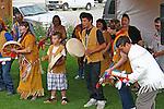 Dawson City Music Fest, 2010,  Tr'ondek Hwech'in,THE YUKON TERRITORY, CANADA