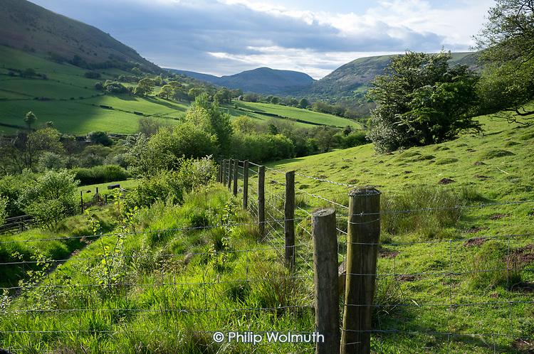 Ewyas Valley, Wales