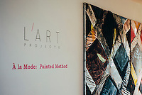 L'Art Projects Present À la Mode: Painted Method