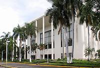The Teatro Nacional Ruben Dario in downtown Managua, Nicaragua