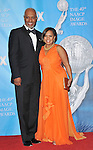 James Pickens Jr. and Chandra Wilson arriving at the 40th NAACP Image Awards held at the Shrine Auditorium Los Angeles, Ca. February 12, 2009. Fitzroy Barrett