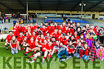 Glenbeigh/Glencar  after defeating Na Gaeil in the Junior Premier final in Fitzgerald Stadium on Sunday