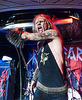 Kampfar on the 2012 Barge to Hell.