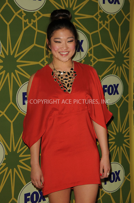 WWW.ACEPIXS.COM . . . . .  ....January 8 2012, LA....Jenna Ushkowitz arriving at Fox's All-Star Party at Castle Green on January 8, 2012 in Pasadena, California.....Please byline: PETER WEST - ACE PICTURES.... *** ***..Ace Pictures, Inc:  ..Philip Vaughan (212) 243-8787 or (646) 679 0430..e-mail: info@acepixs.com..web: http://www.acepixs.com
