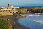 Lighthouse Point in Santa Cruz