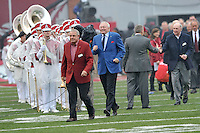 NWA Media/Michael Woods --10/11/2014-- w @NWAMICHAELW...University of Arkansas Razorbacks vs the Alabama Crimson  Saturday at Razorback Stadium in Fayetteville.