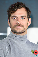 Henry Cavill<br /> at the &quot;Justice League&quot; photocall,  London<br /> <br /> <br /> &copy;Ash Knotek  D3345  04/11/2017