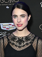 06 February 2020 - Los Angeles - Margaret Qualley. Cadillac Celebrates The 92nd Annual Academy Awards held at Chateau Marmont. Photo Credit: Birdie Thompson/AdMedia