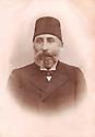 Turkey 1914.Portrait of Emin Ali Bedir Khan.<br /> Turquie 1914.Portrait de Emin Ali Bedir Khan
