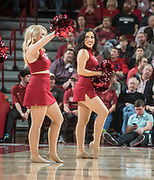 NWA Democrat-Gazette/ANTHONY REYES @NWATONYR<br /> Arkansas against Florida Thursday Dec. 29, 2016 at Bud Walton Arena in Fayetteville. The Razorbacks lost 81-72.