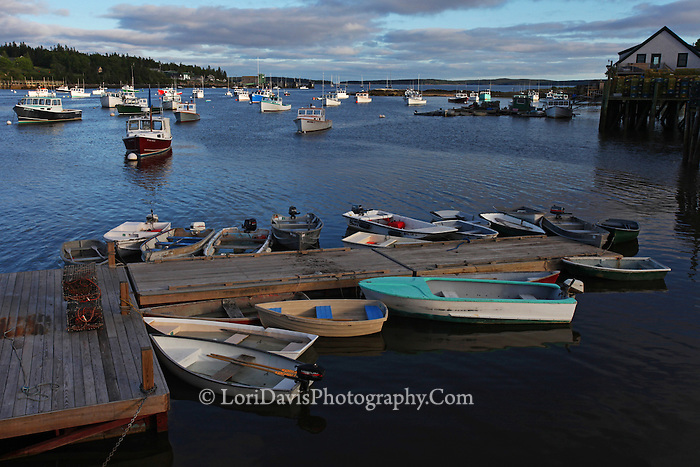 Fishing Boats & Skiffs at Rest  #S35