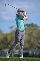 Matt Fitzpatrick (ENG) watches his tee shot on 14 during round 3 of the Arnold Palmer Invitational at Bay Hill Golf Club, Bay Hill, Florida. 3/9/2019.<br /> Picture: Golffile | Ken Murray<br /> <br /> <br /> All photo usage must carry mandatory copyright credit (© Golffile | Ken Murray)