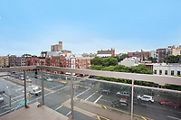 Roof Deck at 500 Forth Avenue