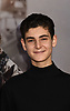 actor from &quot;Gotham&quot; David Mazouz attends the &quot;12 Strong&quot; World Premiere on January 16, 2018 at Jazz at Lincoln Center in New York City, New York, USA.<br /> <br /> photo by Robin Platzer/Twin Images<br />  <br /> phone number 212-935-0770