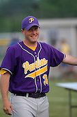 Matt Roth of the Pavilion Golden Gophers after winning the Section V Class-CC Championship on June 1, 2007.  (Copyright Mike Janes Photography)