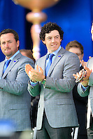 Ryder Cup 2012 Opening Ceremony