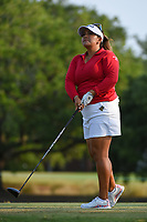 Lizette Salas (USA) watches her tee shot on 2 during round 1 of the 2019 US Women's Open, Charleston Country Club, Charleston, South Carolina,  USA. 5/30/2019.<br /> Picture: Golffile | Ken Murray<br /> <br /> All photo usage must carry mandatory copyright credit (© Golffile | Ken Murray)