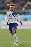 Megumi Kamionobe (Albirex Ladies), JANUARY 1, 2012 - Football / Soccer : The 33th All Japan Women's Football Championship final match between INAC Kobe Leonessa 3-0 Albirex Ladies at National Stadium in Tokyo, Japan. (Photo by Akihiro Sugimoto/AFLO SPORT) [1080]