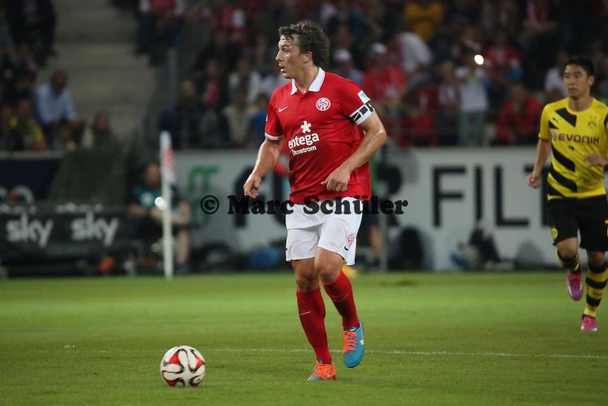 Julian Baumgartlinger (Mainz) - 1. FSV Mainz 05 vs. Borussia Dortmund, Coface Arena