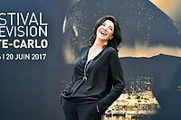 Shohreh Aghdashloo<br /> Monaco - 20/06/2017<br /> 57 festival TV Monte Carlo <br /> Foto Norbert Scanella / Panoramic / Insidefoto
