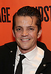 Jonathan Del Arco attends the Off-Broadway Opening Night performance of the Second Stage Production on 'Torch Song'  on October 19, 2017 at Tony Kiser Theater in New York City.