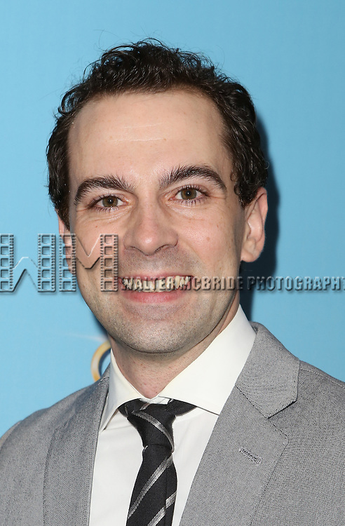 Rob McClure attends the Broadway Opening Night Performance of 'On The Town'  at the Lyric Theatre on October 16, 2014 in New York City.