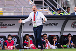 Iran Head Coach Carlos Quieroz reacts during the AFC Asian Cup UAE 2019 Group D match between Vietnam (VIE) and I.R. Iran (IRN) at Al Nahyan Stadium on 12 January 2019 in Abu Dhabi, United Arab Emirates. Photo by Marcio Rodrigo Machado / Power Sport Images