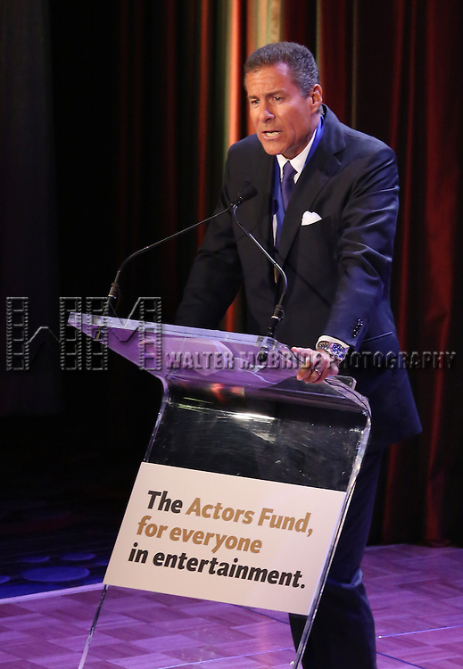 Richard Plepler  during the presentation of the 2013 Actors Fund Annual Gala honoring Robert De Niro at the Mariott Marquis Hotel in New York on 4/29/2013...